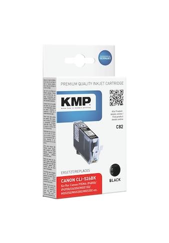 KMP Tintenpatrone ersetzt Canon kaufen