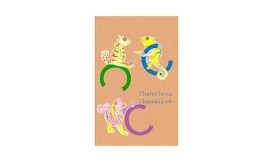 KOMAR XXL Poster »ABC Animal C« kaufen