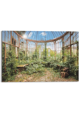 Holzbild »Greenhouse« kaufen