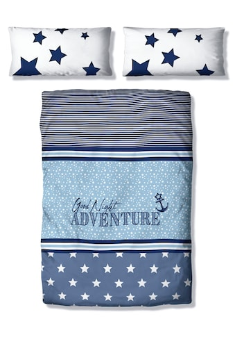 Kinderbettwäsche »Astro«, Lüttenhütt kaufen