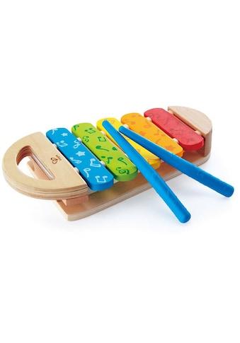 "Hape Spielzeug - Musikinstrument ""Regenbogen Xylophon"" kaufen"