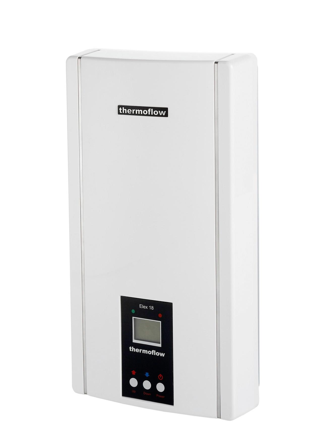 THERMOFLOW Durchlauferhitzer »Thermoflow Elex 18/21/24« | Baumarkt > Heizung und Klima > Durchlauferhitzer | THERMOFLOW