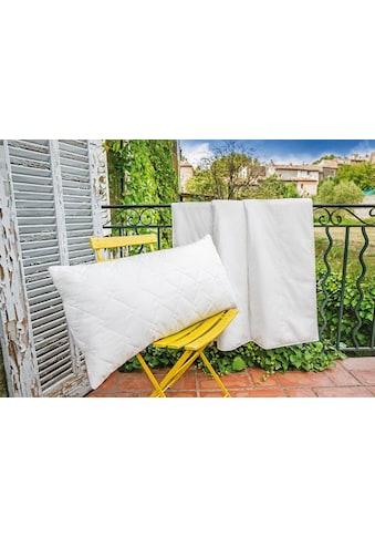 Kunstfaserbettdecke, »Royal«, Centa - Star, 4 - Jahreszeiten, Bezug: 100% Baumwolle kaufen