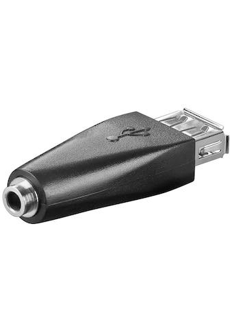 Goobay USB 2.0 »Hi - Speed Adapter« kaufen