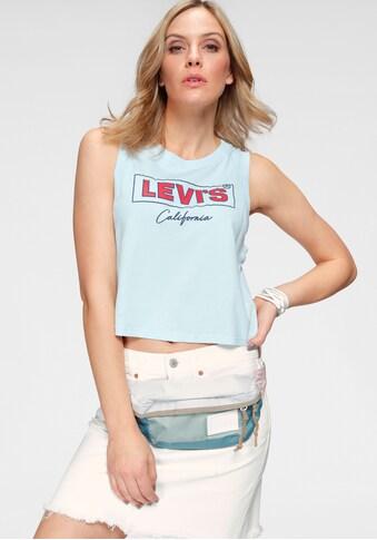 Levi's® Tanktop »Graphic Crop Tank« kaufen