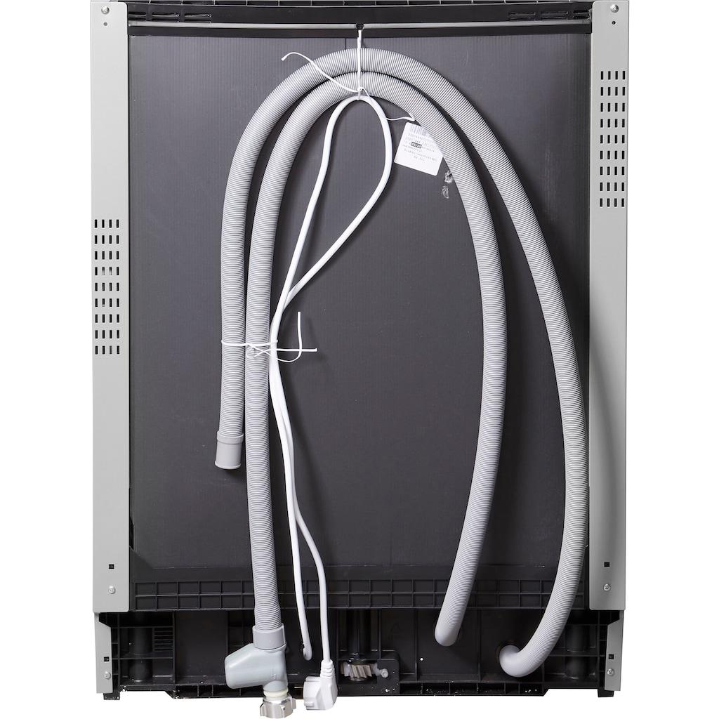 Samsung Unterbaugeschirrspüler »DW60M6042US/EG«, DW60M6042US, 10,5 l, 13 Maßgedecke, Betriebsgeräusch nur 44 dB