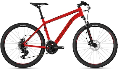 Ghost Mountainbike »Kato 26 Base AL U«, 24 Gang, Shimano, Tourney TX Schaltwerk,... kaufen