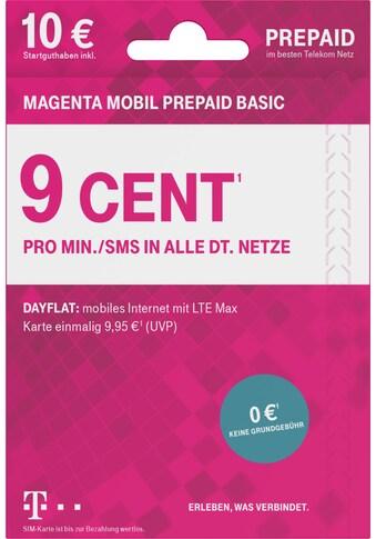 Telekom Prepaid Karte kaufen