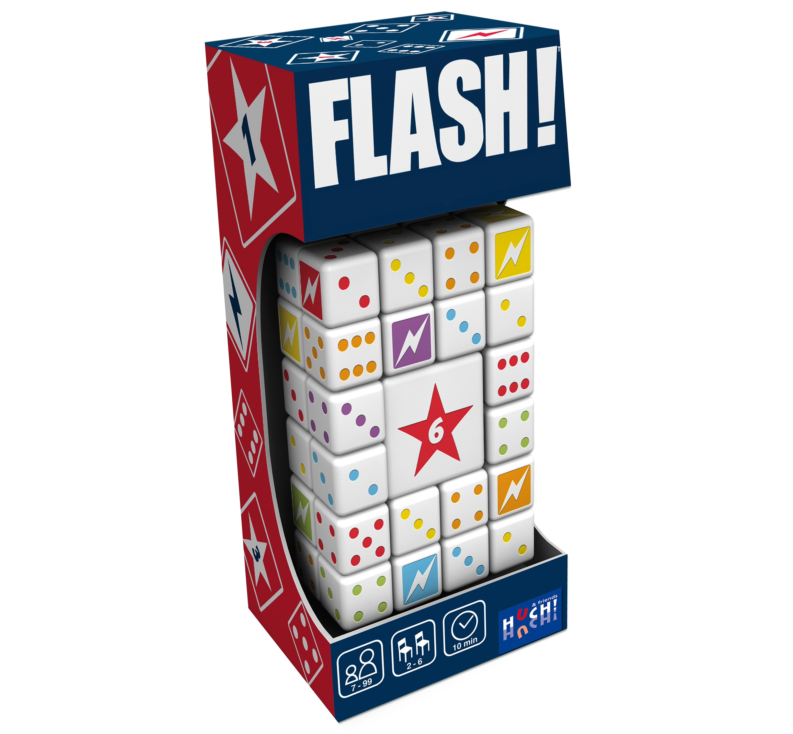 Huch! & friends Würfelspiel, »Flash«