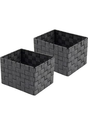 Franz Müller Flechtwaren Aufbewahrungsbox (Set, 2 Stück) kaufen