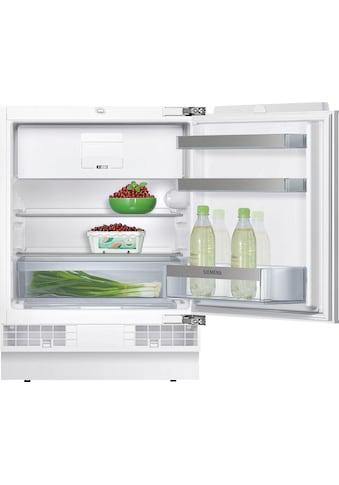 SIEMENS Einbaukühlschrank »KU15LAFF0«, KU15LAFF0, 82 cm hoch, 59,8 cm breit kaufen