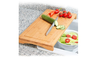 KESPER for kitchen & home Schneidbrett Bambus kaufen