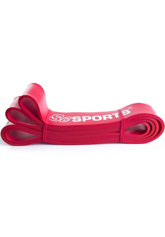 ScSPORTS® Fitnessband »Fitnessband 208 x 4,5 cm rot« kaufen