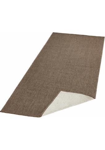 bougari Läufer »Miami«, rechteckig, 5 mm Höhe, In- und Outdoor geeignet, Wendeteppich kaufen