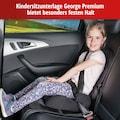 WALSER Kindersitzunterlage »George«, in 2 verschiedenen Größen