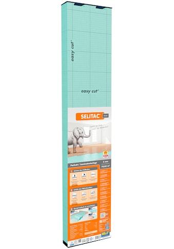 Selit Trittschalldämmplatte »SELITAC«, für Parkett-/Laminatböden, faltbar kaufen