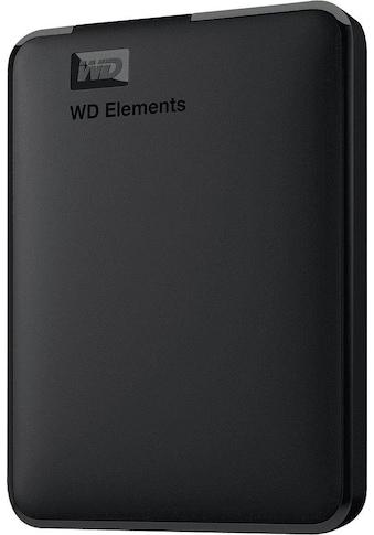 WD »Elements Portable« HDD - Festplatte 2,5 '' kaufen