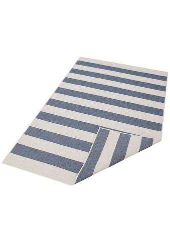 andas Teppich »Alan«, rechteckig, 5 mm Höhe, In- und Outdoor geeignet, Wendeteppich,... kaufen