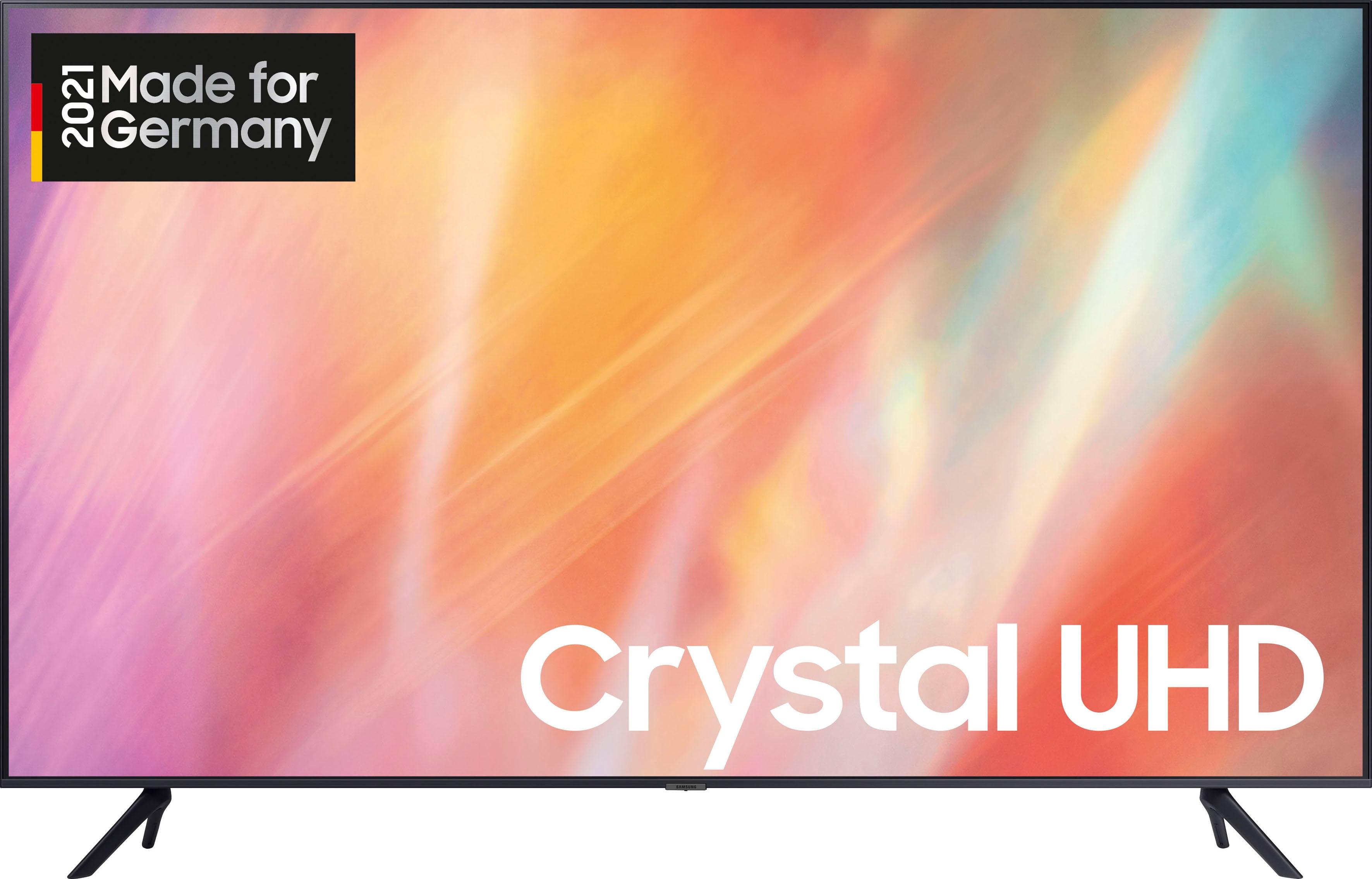 Samsung LED-Fernseher GU75AU7179U , 189 cm 75 , 4K Ultra HD, Smart-TV