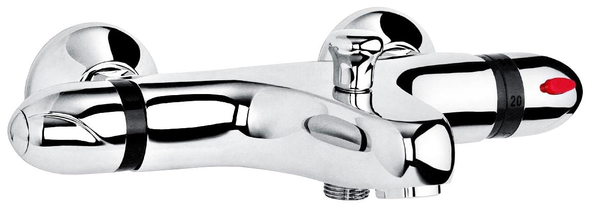SCHÜTTE Wannenarmatur »Supra« | Bad > Armaturen > Wannenarmaturen | Silberfarben | Messing - Verchromt | SCHÜTTE