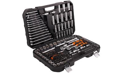PROFIWERK Steckschlüsselsatz 215 - tlg. Set, 1/4, 3/8 + 1/2 Zoll kaufen