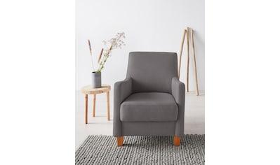 OTTO products Sessel »Adella«, Stoffe aus recyceltem Polyester, passend zur... kaufen