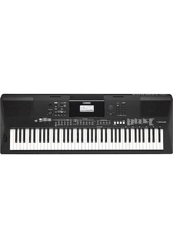 """Yamaha Keyboard """"PSR - EW410"""" kaufen"""