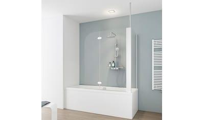 SCHULTE Badewannenfaltwand 2 - tlg., teilgerahmt, BxTxH: 114,6 x 80 x 140 cm kaufen
