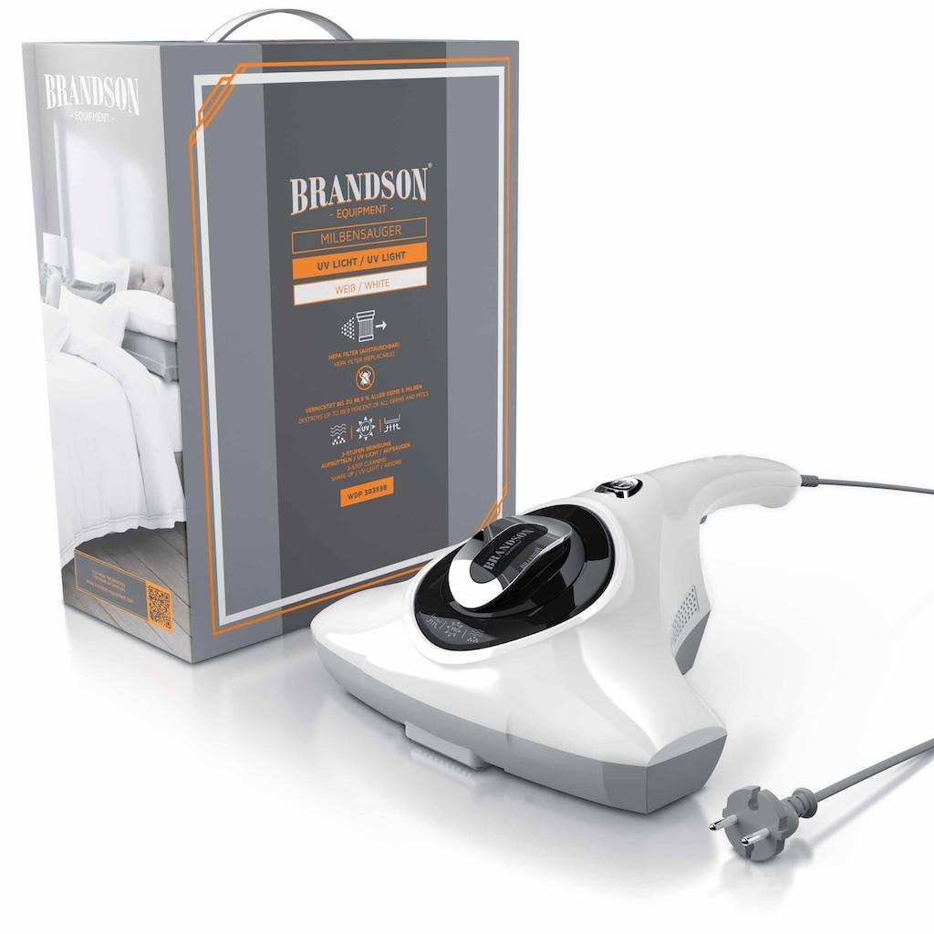 Brandson Matratzenreinigungsgerät mit UV-C Sterilisation
