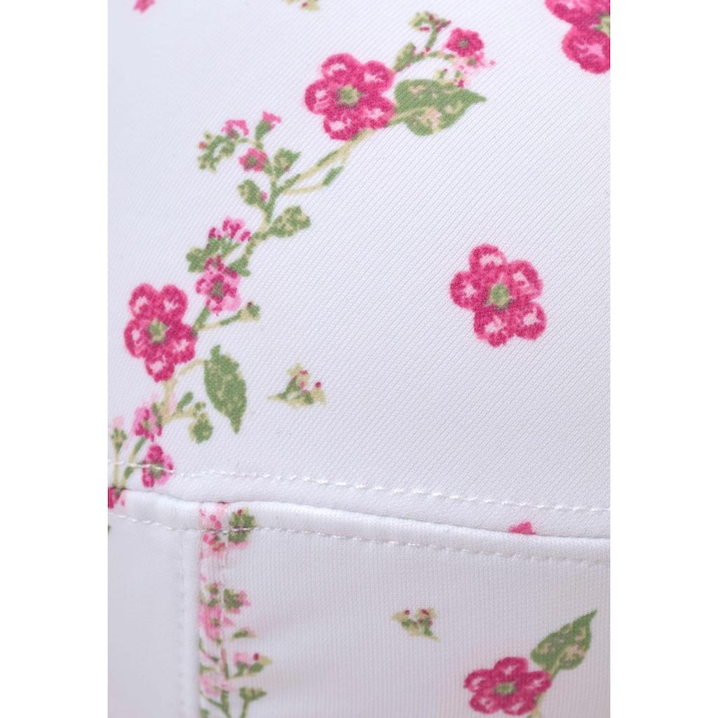 petite fleur Entlastungs-BH, ohne Bügel, mit breiteren Trägern