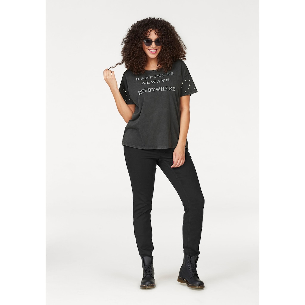 Junarose Slim-fit-Jeans »Queen«