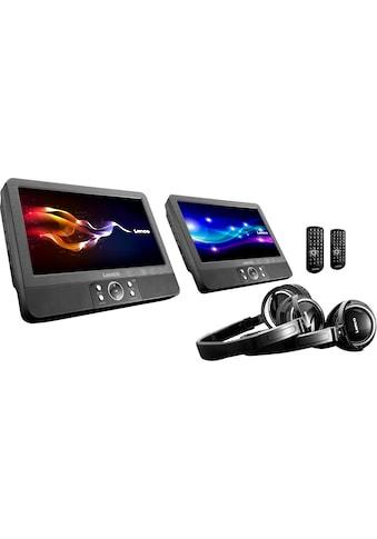 Lenco »DVP - 938 Set« Portabler DVD - Player (SD) kaufen
