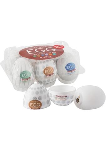 Tenga Masturbator »Egg Variety«, (Set, 6 tlg.), sehr hygienisch kaufen