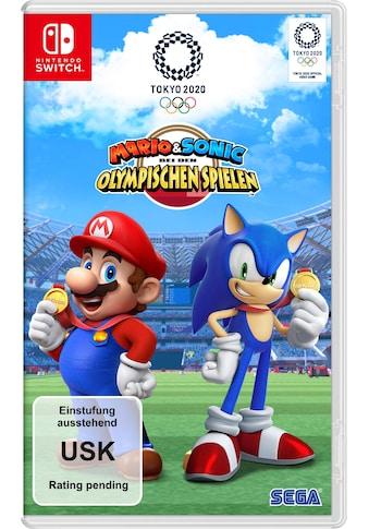 Mario & Sonic bei den Olympischen Spielen Nintendo Switch kaufen
