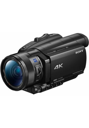 Sony Camcorder »FDR-AX700«, NFC, 12x opt. Zoom, Exmor RS CMOS Sensortyp kaufen
