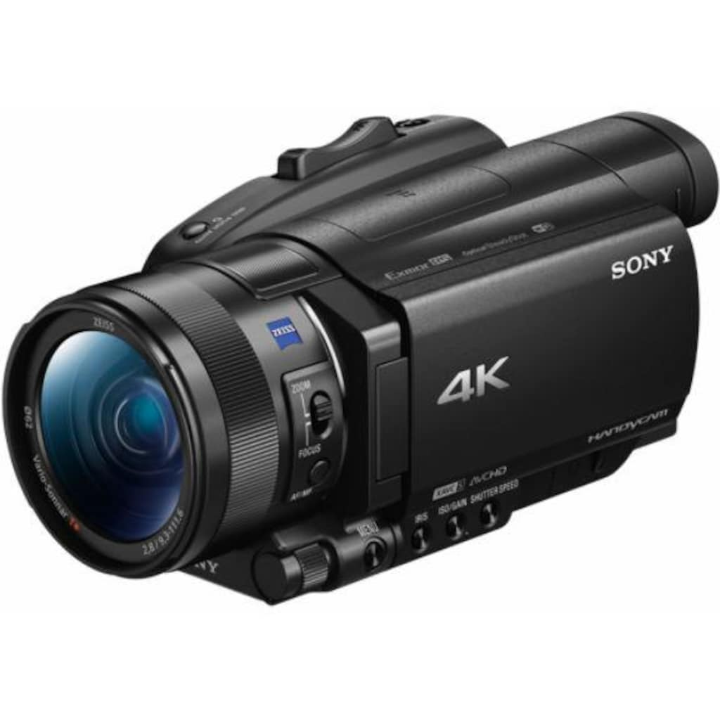 Sony Camcorder »FDR-AX700«, NFC, 12x opt. Zoom, Exmor RS CMOS Sensortyp