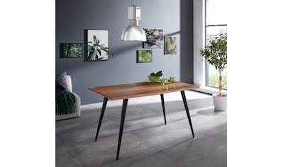 HELA Baumkantentisch »Jule I«, Breite 140 cm kaufen