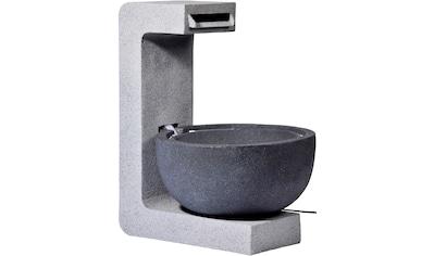 DOBAR Gartenbrunnen , B/T/H: 52/44/65 cm kaufen