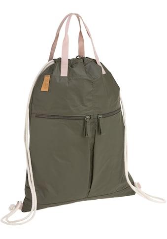Lässig Kinderwagen - Tasche »Green Label, Tyve String Bag olive« kaufen