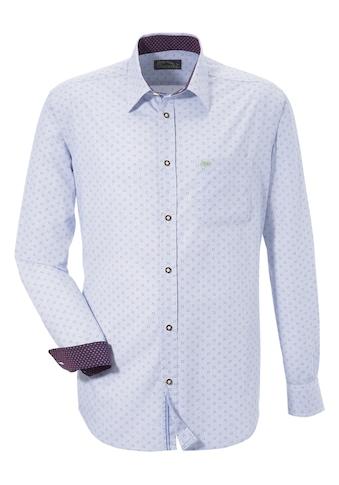 Murk Trachtenhemd in gerader Passform kaufen