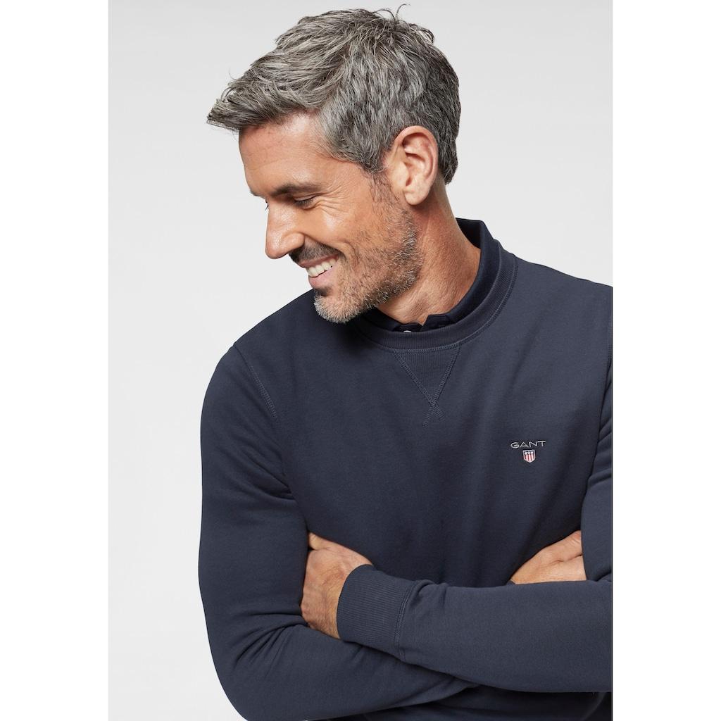 Gant Sweatshirt »Original C-Neck Sweat«