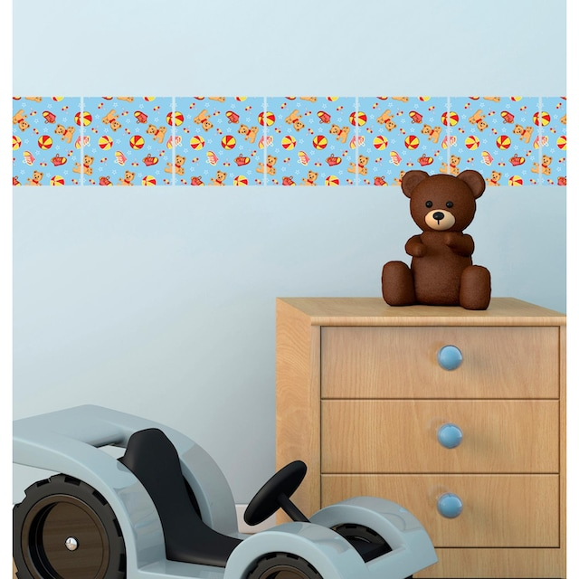 Fliesenaufkleber »Teddybären«