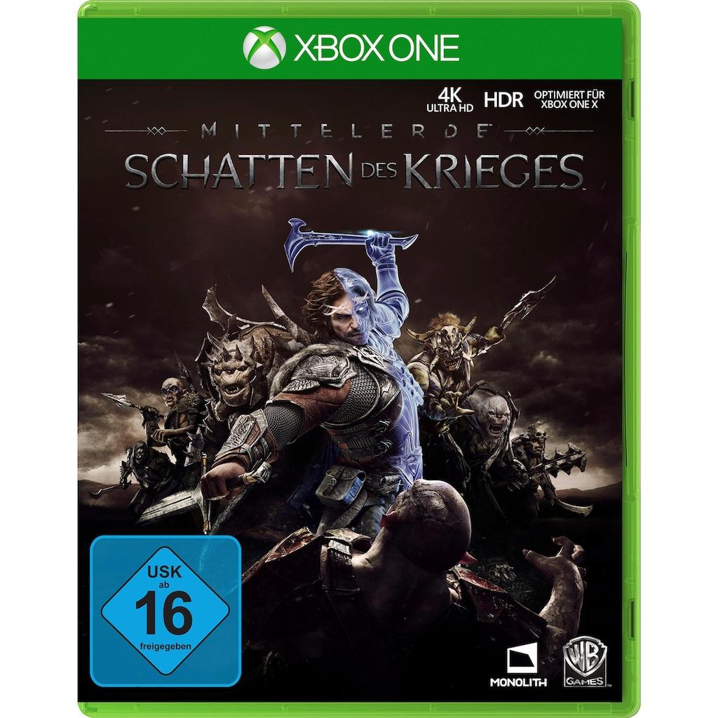 Warner Games Spiel »Mittelerde: Schatten des Krieges«, Xbox One, Software Pyramide