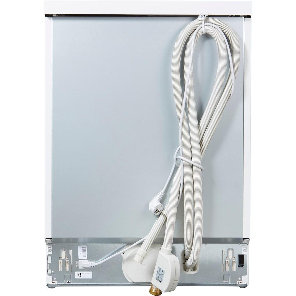 Miele Standgeschirrspüler »G 5210 SC Active Plus«, G 5210 SC Active Plus, 14 Maßgedecke, FlexLine Korbgestaltung