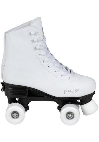 Playlife Rollschuhe »Classic White adjustable« kaufen