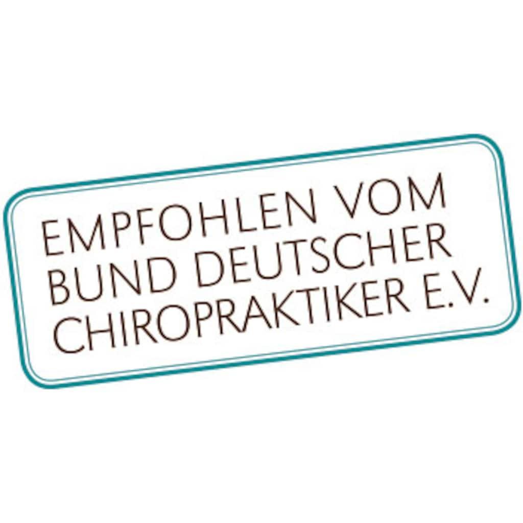 Centa-Star Nackenstützkissen »NeckProtect® Softness«, (1 St.), antomisch geformt, Härtestufe soft