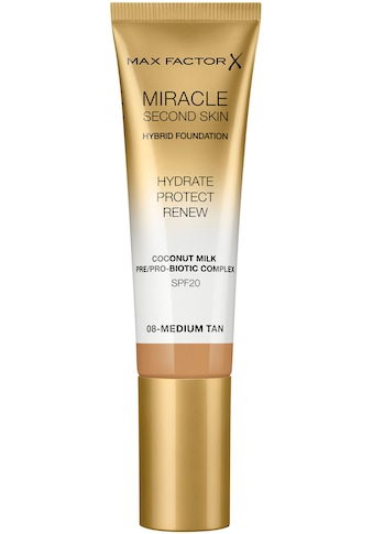 MAX FACTOR Foundation »Miracle Second Skin« kaufen
