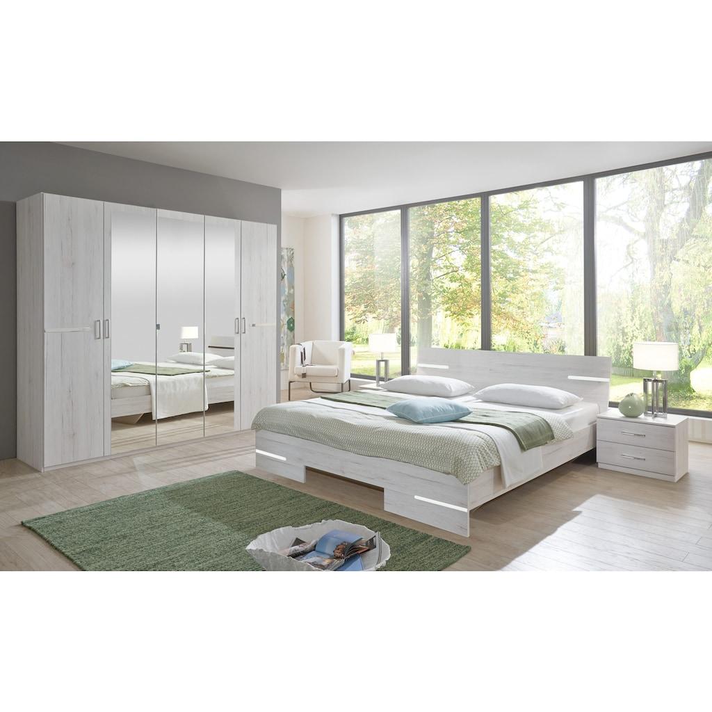 Wimex Schlafzimmer-Set »Anna«, (Set, 4 tlg.)