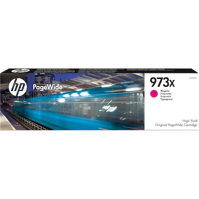 HP »hp 973X Original Magenta« Tintenpatrone (1-tlg.)