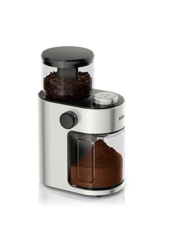 Braun Kaffeemühle Kaffeemühle FreshSet KG7070, Scheibenmahlwerk kaufen